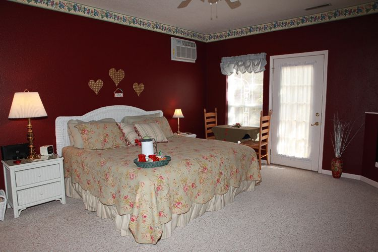 Happily Ever After Guest Room