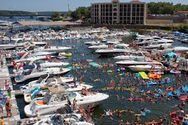 Boats at AquaPalooza